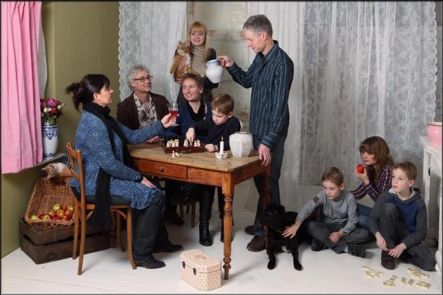 familieportret klein